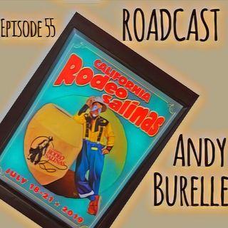 Episode 55 Andy Burrelle
