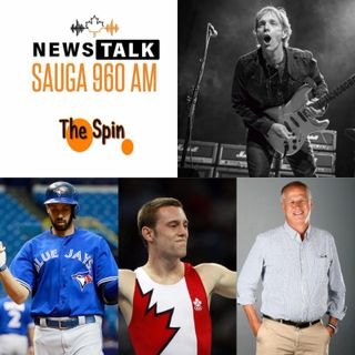 The Spin - June 19, 2020 - Conversation with Olympian Jason, Future of Travel & BlueJays Closing Training Camp