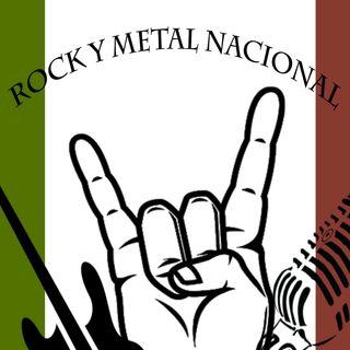 Rock y Metal Nacional programa 3. 24 de septiembre 2021