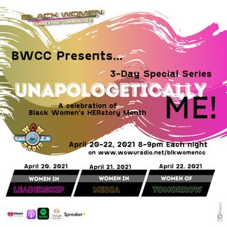 Unapologetically ME! Women in Leadership