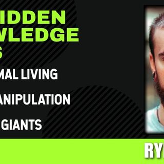 Paranormal Living - Matrix Manipulation - Raised by Giants with Ryder Lee