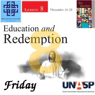 838 - Sabbath School - 20.Nov Fri