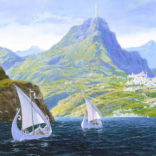 80. Il Silmarillion, un libro che non esiste