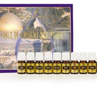 Episode 10 - Ancient Oils Scripture- Make Your Own Anointing Oil part 1