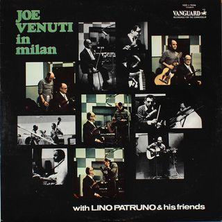 Gli Zii di Ramses : Joe Venuti in Milan. Jazz su Vinile