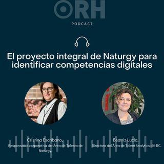El proyecto integral de Naturgy para identificar competencias digitales