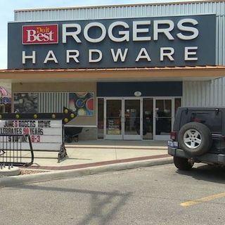 TOT - Rogers Hardware (11/11/18)