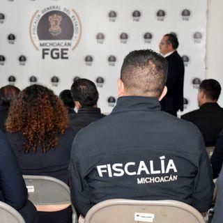 """Presentan ante un juez de control a Luis Felipe, alias """"El Vocho"""""""