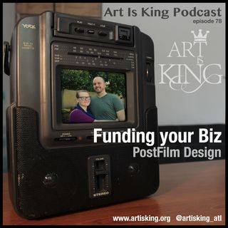 AIK 78 - Funding your Art Biz