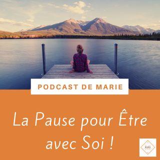 Comment sortir de  la souffrance ? Les podcasts de Marie #21