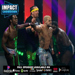 Rich Swann Selects His Challenger For NO SURRENDER | IMPACT SHOWDOWN 1-27-2021