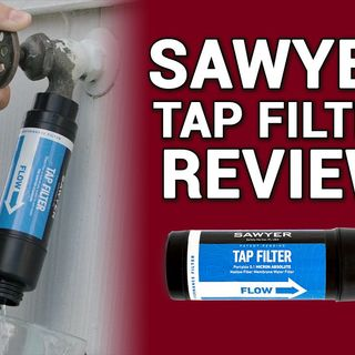 HOW 34: Cleaner Drinking Water by Sawyer - Tech For Clean Drinking Water
