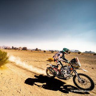 Į Dakarą su iGo2Dakar: laikome sukryžiavę pirštus dėl A.Gelažninko