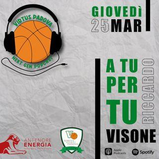 EP11: A tu per tu: Riccardo Visone