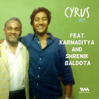 Ep. 232: feat. Wildlife Photographers Karmaditya and Shrenik Baldota