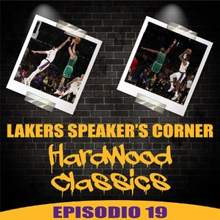 Lakers Speaker's Corner E19 - Hardwood Classics