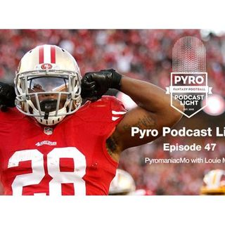 Fantasy Football 2016 – NFL Week 4  – Pyro Light Podcast – Episode 47