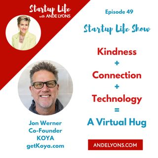Kindness + Connection + Technology = A Virtual Hug