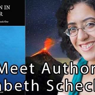 The Art of Speculative Smut! Author Elizabeth Schechter: an interview on the Hangin With Web Show