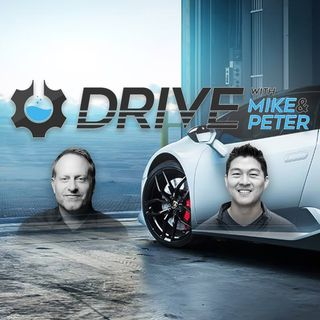 Start Before You're Ready - 001 - DRIVE with Mike & Peter #AuthenticDRIVEN
