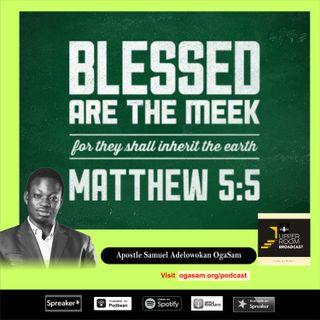 Blessed-Are-The-Meek-by-Samuel-Adelowokan-upper-room-broadcast-22-03-21