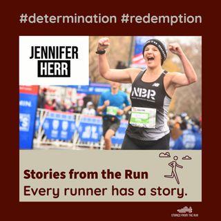 Determination & Redemption - Achieving the Sub-4 Marathon | Jennifer Herr