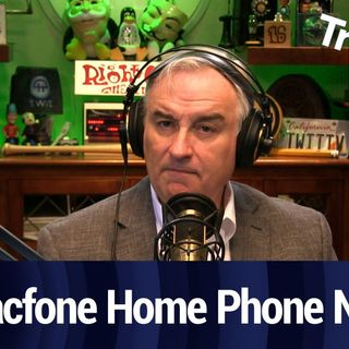 Using Your Home Phone Number With a Tracfone Service | TWiT Bits