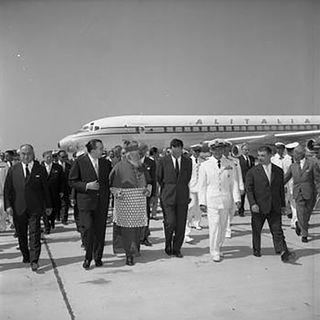 Buon compleanno Fiumicino, 60 anni di aeroporto