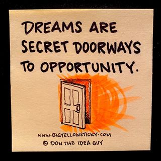 Dream Doorways : BYS 351