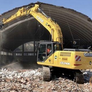 Ascolta la news sull'escavatore CX210D di Case personalizzato da Maie per l'impresa Pretelli