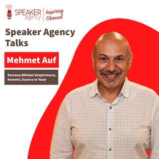 Mehmet Auf - Speaker Agency Talks