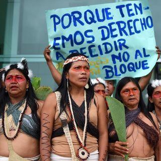 L'Amazzonia non si può trivellare, parola di indigeni Waorani