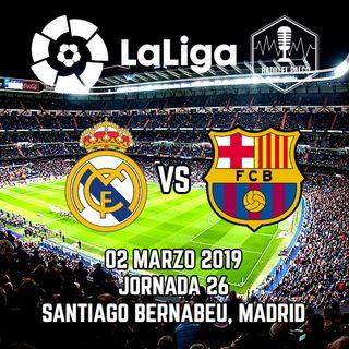 Real Madrid vs Barcelona en VIVO