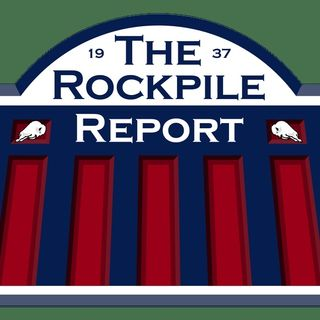 Rockpile Report - 170 - BUFvsNYJ; NYUp's Matt Parrino in Studio
