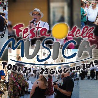 Festa Europea della Musica a Todi: intervistiamo l'organizzatrice Paola Berlenghini