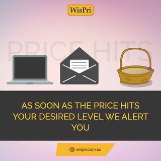 Most Reliable & Effective Price Drop Alert Tool - Wispri