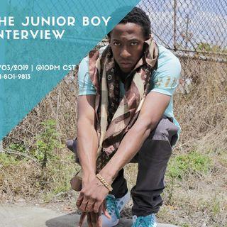 The Junior Boy Interview.