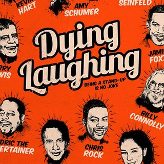 Paul Provenza From Dying Laughing