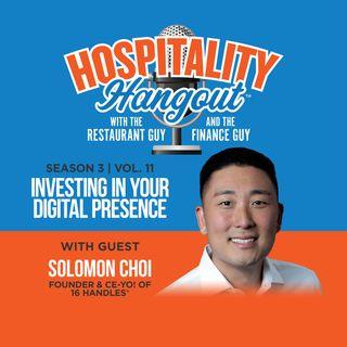 Investing in Your Digital Presence | Season 3, Vol. 11: 16 Handles®
