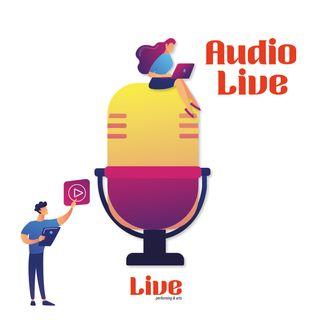 """AudioLive - Intervista ad Antonio Benforte autore del libro """"Lo Spazio tra le cose"""""""