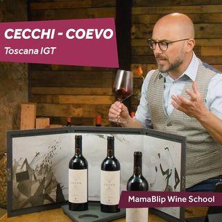 Sangiovese | Coevo - Cecchi | Chianti Wine Tasting with Filippo Bartolotta