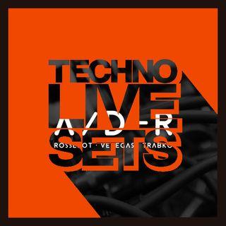 Marcelo Rosselot, Felipe Venegas & Trabko Vinyl and Wav Set Club La Feria (A/D-R Dj Set) 15-12-2018