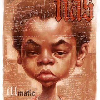 """Classic Hip Hop Albums Vol. 1 """"Illmatic"""" 1994"""