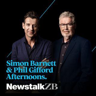 Simon Barnett & Phil Gifford Afternoons