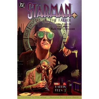 Source Material Live: Starman VOL 01 - Sins of the Father