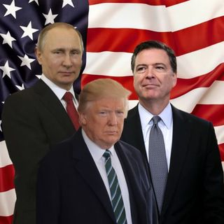 Trump, Russia, Comey & Piling On +