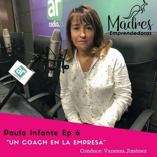 Un coach en la empresa Ep 6 Paula Infante