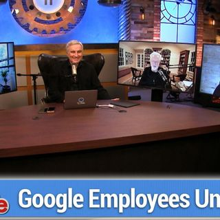 TWiG 593: That's Not Sweet Tea - Google employees unionize, Twitter locks Trump's account, vaccine source code