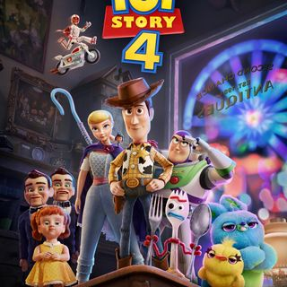 Ep. 67: (SPOILERS) Toy Story 4 Review