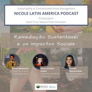 Remediação Sustentável e os Impactos Sociais